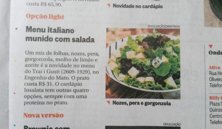 Jornal O globo 03.02.2017