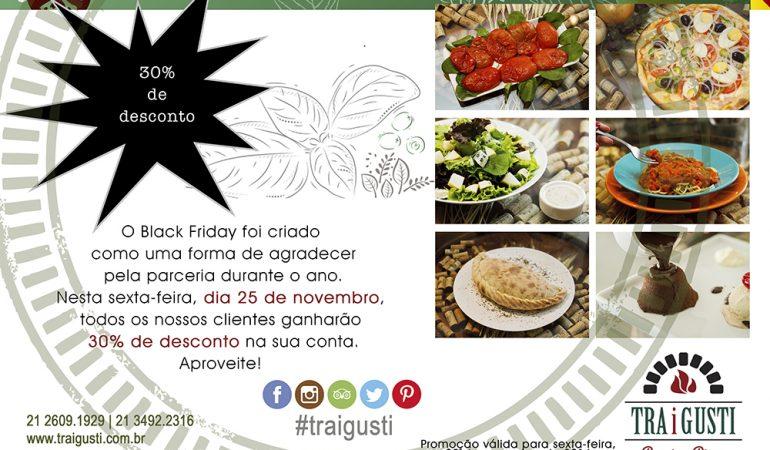 Black Friday / Tra i Gusti